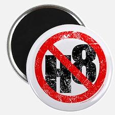 No Hate - < NO H8 > Magnet