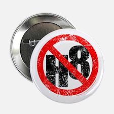 "No Hate - < NO H8 > 2.25"" Button"