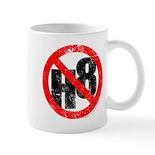 No Hate - < NO H8 > Mug