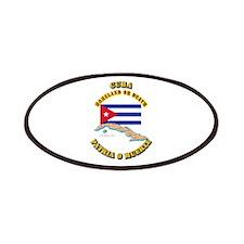 Emblem - Cuba Patches