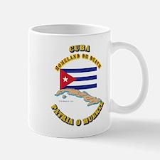 Emblem - Cuba Mug
