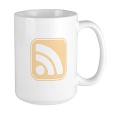 RSS Icon FADED Mug