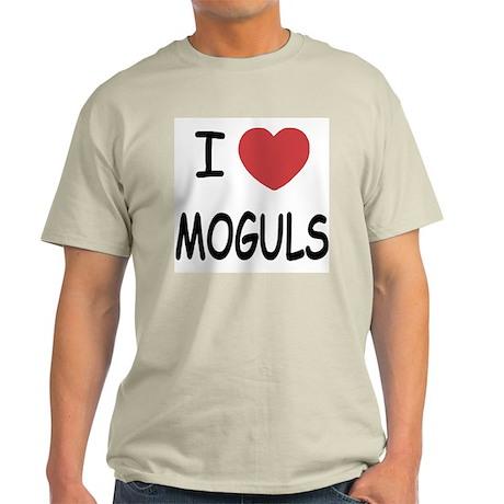 I heart moguls Light T-Shirt