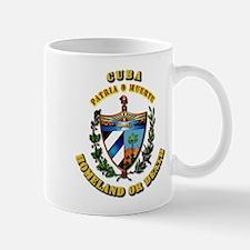 Cuba - Coat of Arms Mug