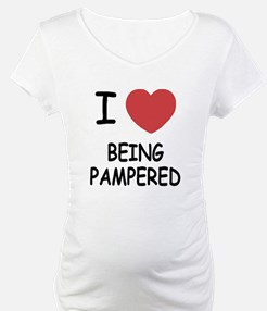 I heart being pampered Shirt