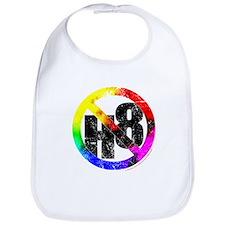 No Hate - < NO H8 >+ Bib