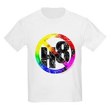 No Hate - < NO H8 >+ T-Shirt