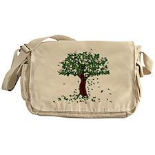 Magnolia Messenger Bag