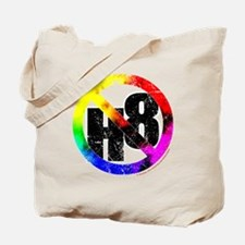 No Hate - < NO H8 >+ Tote Bag