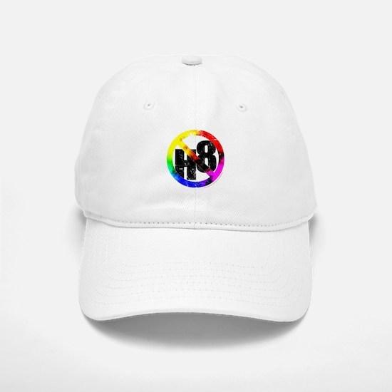 No Hate - < NO H8 >+ Baseball Baseball Cap