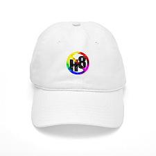 No Hate - < NO H8 >+ Baseball Cap