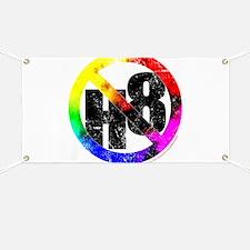 No Hate - < NO H8 >+ Banner
