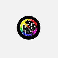 No Hate - < NO H8 >+ Mini Button