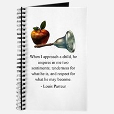 Pasteur on What a Child Is and May Become Journal