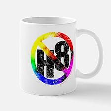 No Hate - < NO H8 >+ Mug