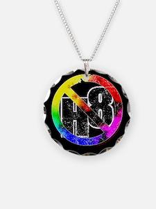 No Hate - < NO H8 >+ Necklace