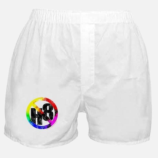 No Hate - < NO H8 >+ Boxer Shorts