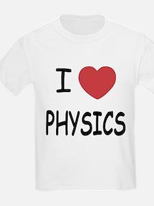 I heart physics T-Shirt