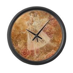 La Sylphide Large Wall Clock