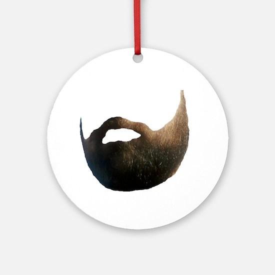 The Beardiful People Ornament (Round)