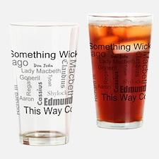 Unique Julius Drinking Glass