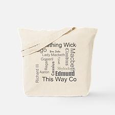 Cute Othello Tote Bag