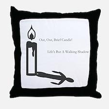 Unique Walking Throw Pillow
