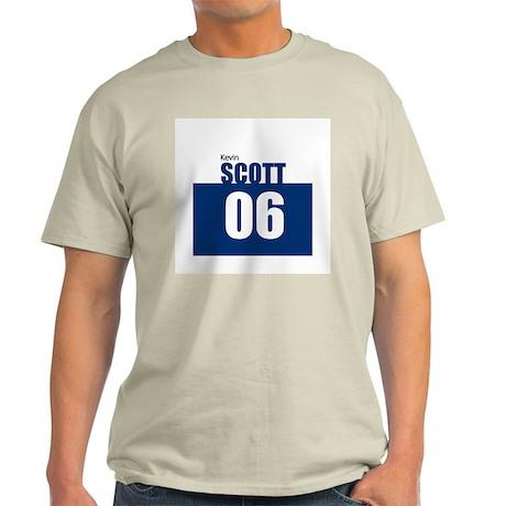 Scott 06 Ash Grey T-Shirt