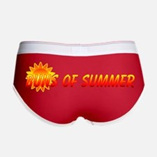 Buns Of Summer Women's Boy Brief