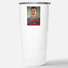 Uncle Joe Stainless Steel Travel Mug