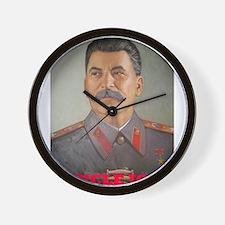 Uncle Joe Wall Clock