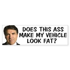 Rick Perry Bumper Sticker