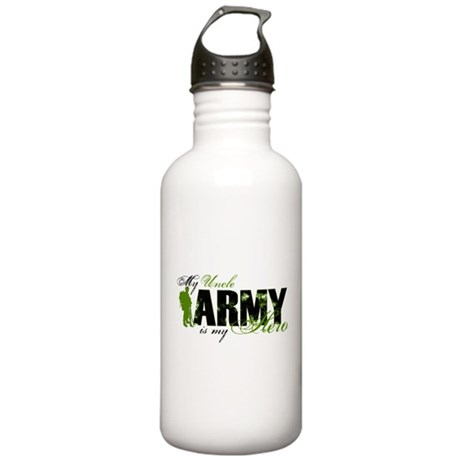 Uncle Hero3 - ARMY Stainless Water Bottle 1.0L