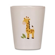 Cute Giraffe Shot Glass