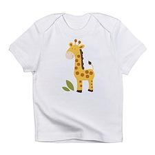 Cute Giraffe Infant T-Shirt