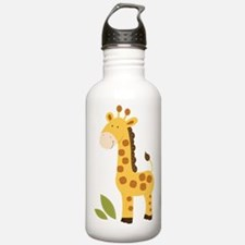 Cute Giraffe Water Bottle