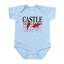 Bloody Paranoid Infant Bodysuit