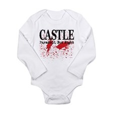 Bloody Paranoid Long Sleeve Infant Bodysuit