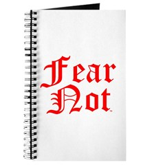 FEAR NOT™ Journal