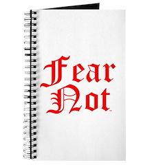 FEAR NOT™ Journal