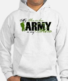 Son-in-law Hero3 - ARMY Hoodie
