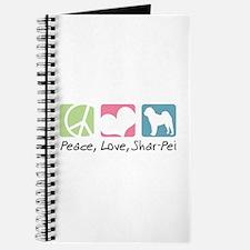 Peace, Love, Shar-Pei Journal