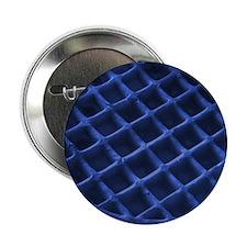 "Blue Waffle 2.25"" Button"