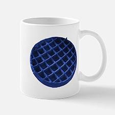 Blue Waffle Small Mugs