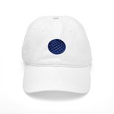Blue Waffle Baseball Cap