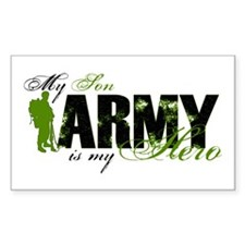 Son Hero3 - ARMY Decal