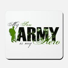 Son Hero3 - ARMY Mousepad