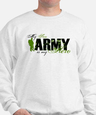 Son Hero3 - ARMY Sweatshirt