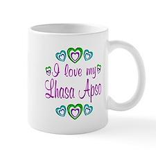 Love My Lhasa Apso Mug