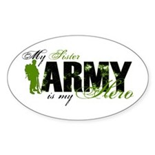 Sister Hero3 - ARMY Decal